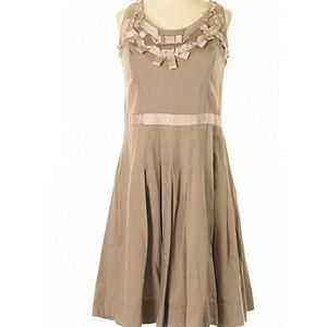 Lc Lauren Conrad Sleeveless Tulle Ribbon Dress 2